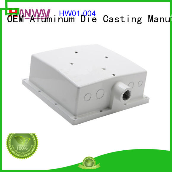 mounted aluminium die casting manufacturers telecommunication design for manufacturer