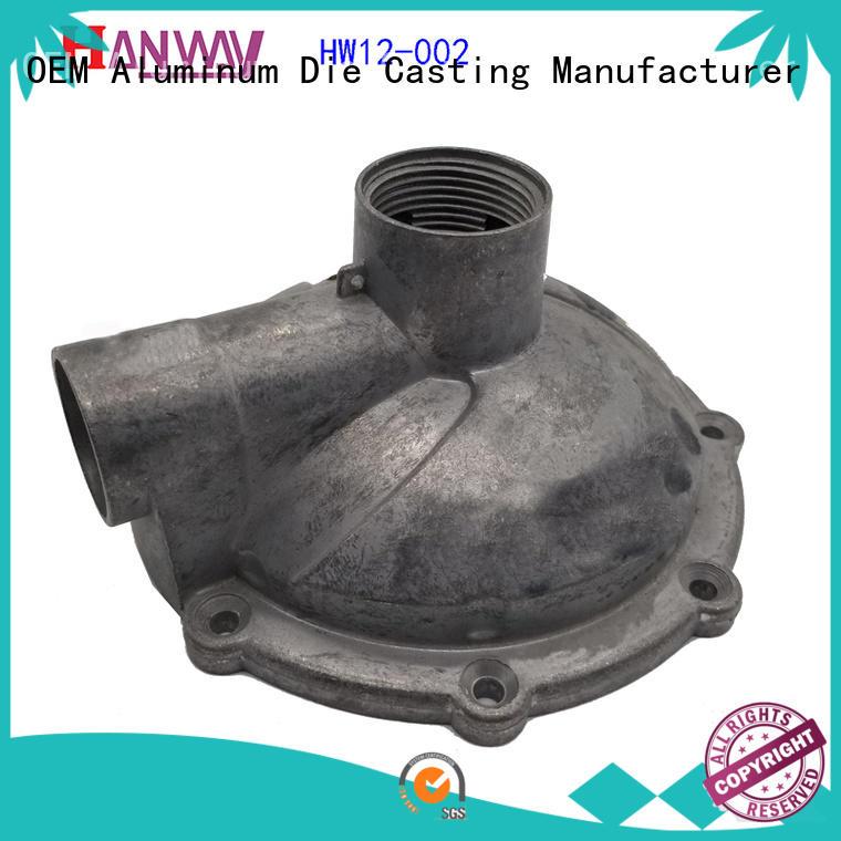 Hanway mechanical valve body & flange supplier for plant