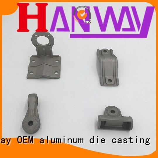 auto antenna powder coating Hanway Brand company