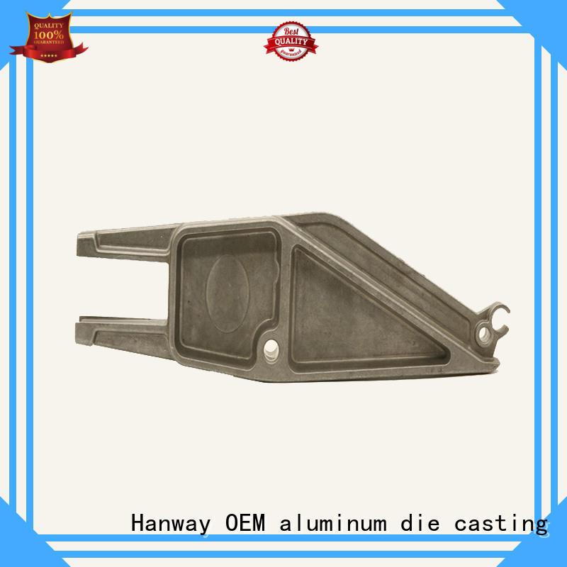 casting aluminum tools cast Hanway company